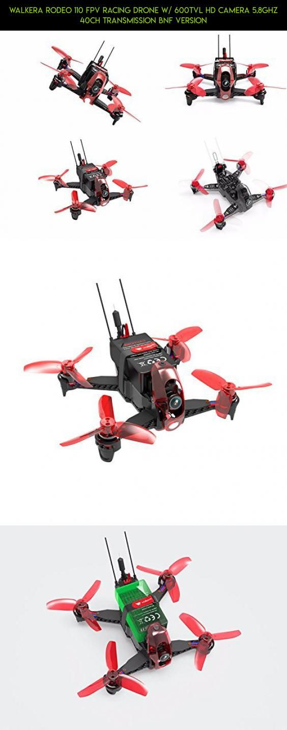 Walkera Rodeo 110 FPV Racing Drone w/ 600TVL HD Camera 5.8GHz 40CH Transmission BNF Version #racing #drone #plans #camera #gadgets #tech #fpv #shopping #walkera #bnf #products #drone #kit #technology #parts