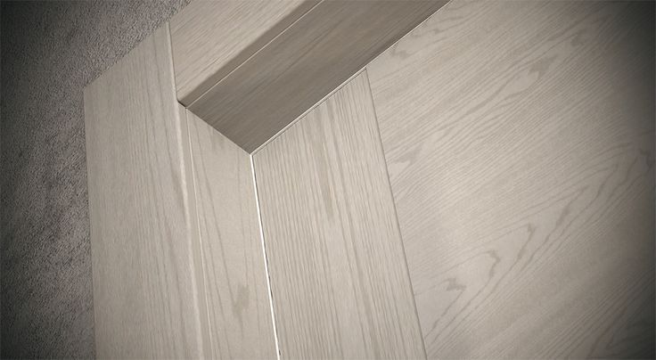 FBP porte | Collezione LOLA  telaio esterno #fbp #porte #legno #door #wood #wooddoor