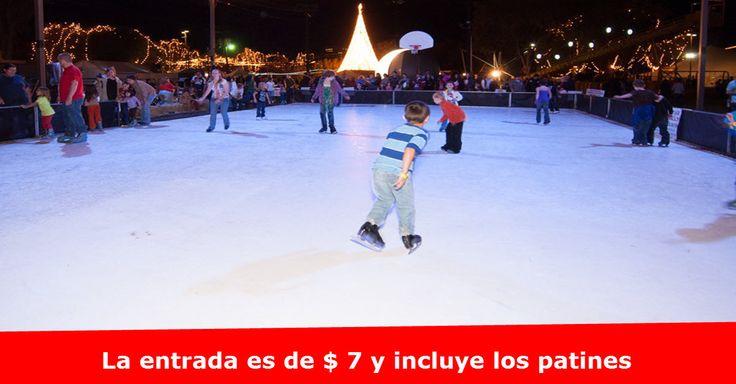 Pista de hielo al aire libre de UNMC abre el 26 de noviembre Más detalles >> www.quetalomaha.com/?p=6424
