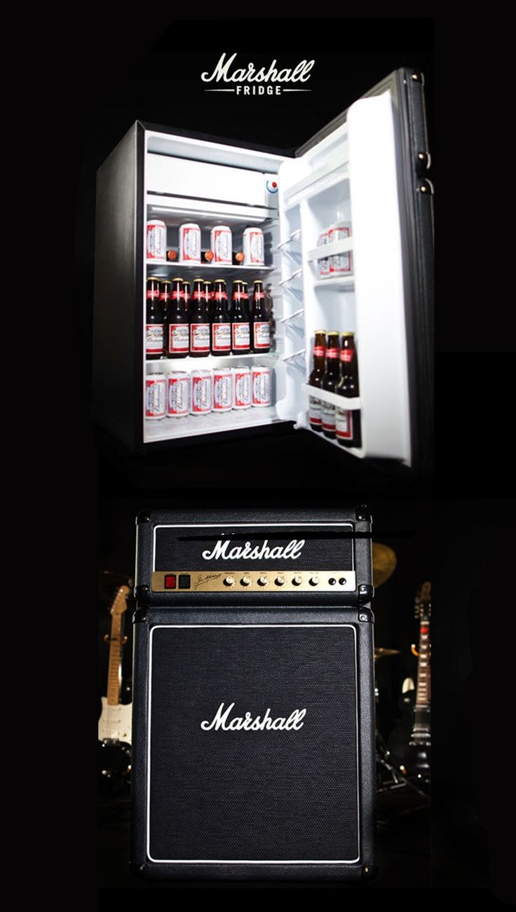 Home for the home marshall fridge - Marshall Fridge