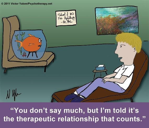 Person Centered Therapy Comic