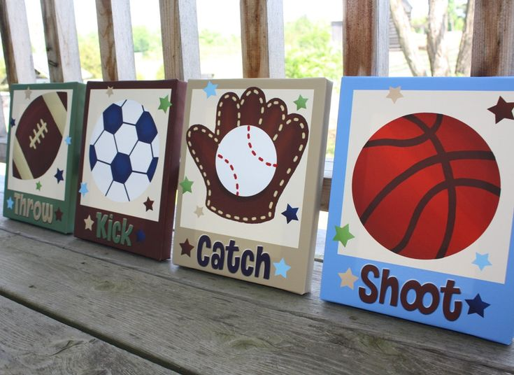 Toddler Boys Sports Bedroom Ideas