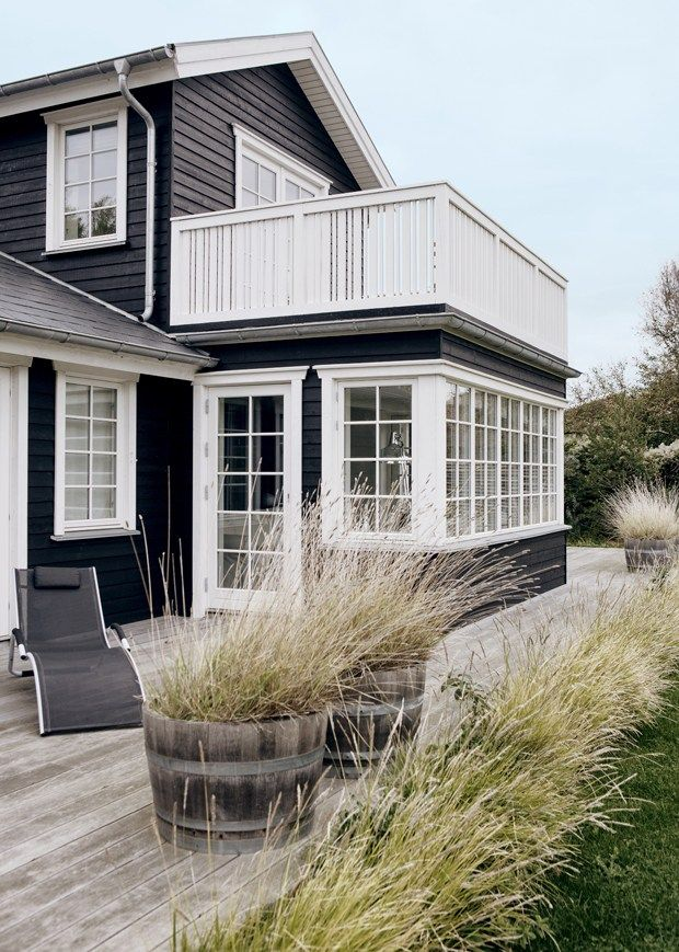Une maison sur la plage au Danemark | PLANETE DECO a homes world