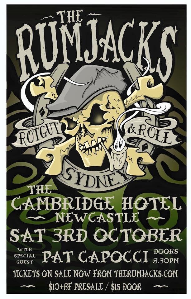 Irish Punk, Irish Rock, Punk Poster
