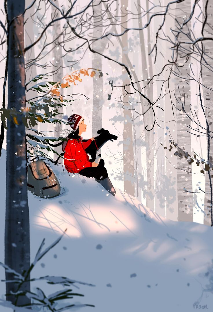 So long winter, see you next year. #pascalcampion