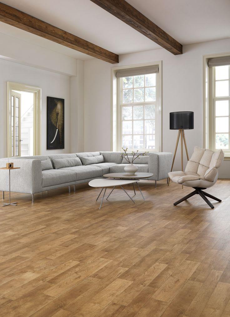 Cushion Vinyl | Novilon Castle oak 6305