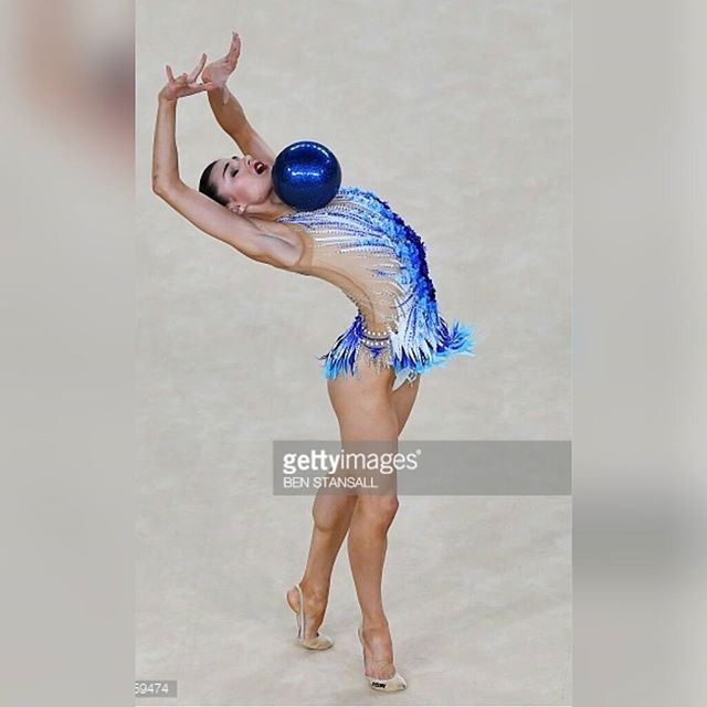 Gymnasthics rhytmics #rio #2016#