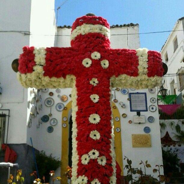 Cruces de Mayo, Alcalá la Real (Jaén) / May Crosses, Alcalá la Real (Jaén), by @Juanma Marchal