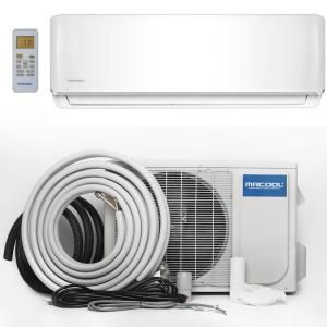 MRCOOL Advantage 18,000 BTU 1.5 Ton Ductless Mini-Split Air Conditioner and Heat Pump - 230V/60Hz-A-18-HP-230A - The Home Depot