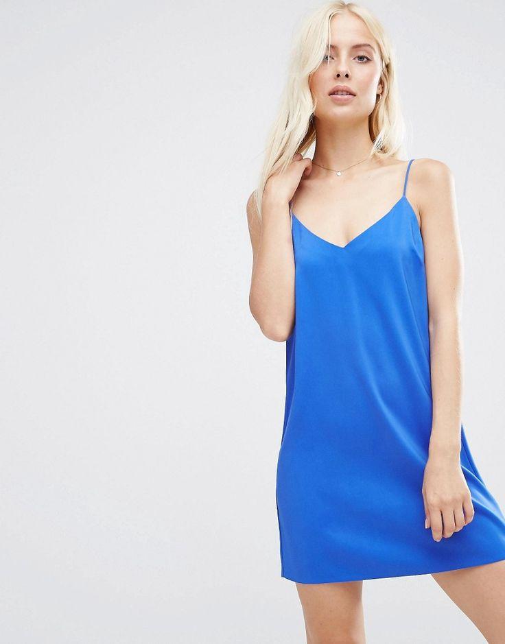 ASOS+Mini+Slip+Dress