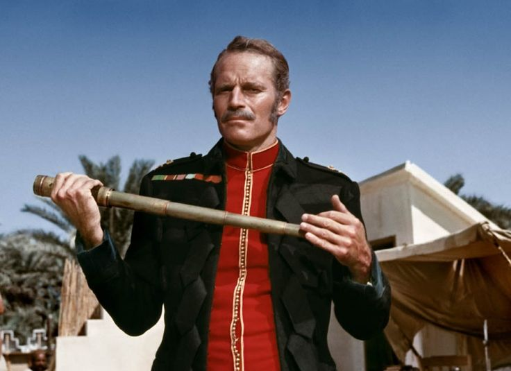 KHARTOUM - Film of the year 1966