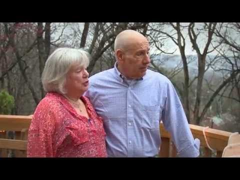 Mary and Mike Baroody share their touching and inspiring story about lung cancer. Learn more about lung cancer diagnosis and treatment at http://ow.ly/M4xLn