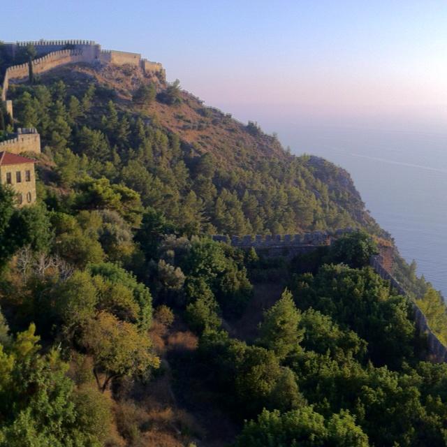 Alanya Kalesi (Alanya Castle)