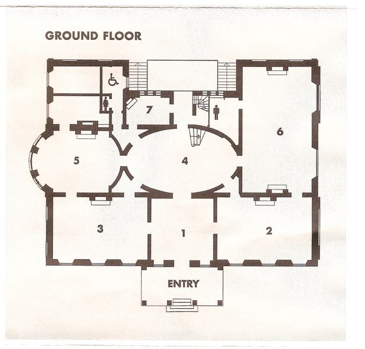 house plans by architects elizabeth bay house sydney ground floor plan 18497