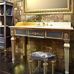 Bianchini U0026 Capponi | BATHROOM COLLECTION | RINASCIMENTO | Made In Italy |  Home Furniture |