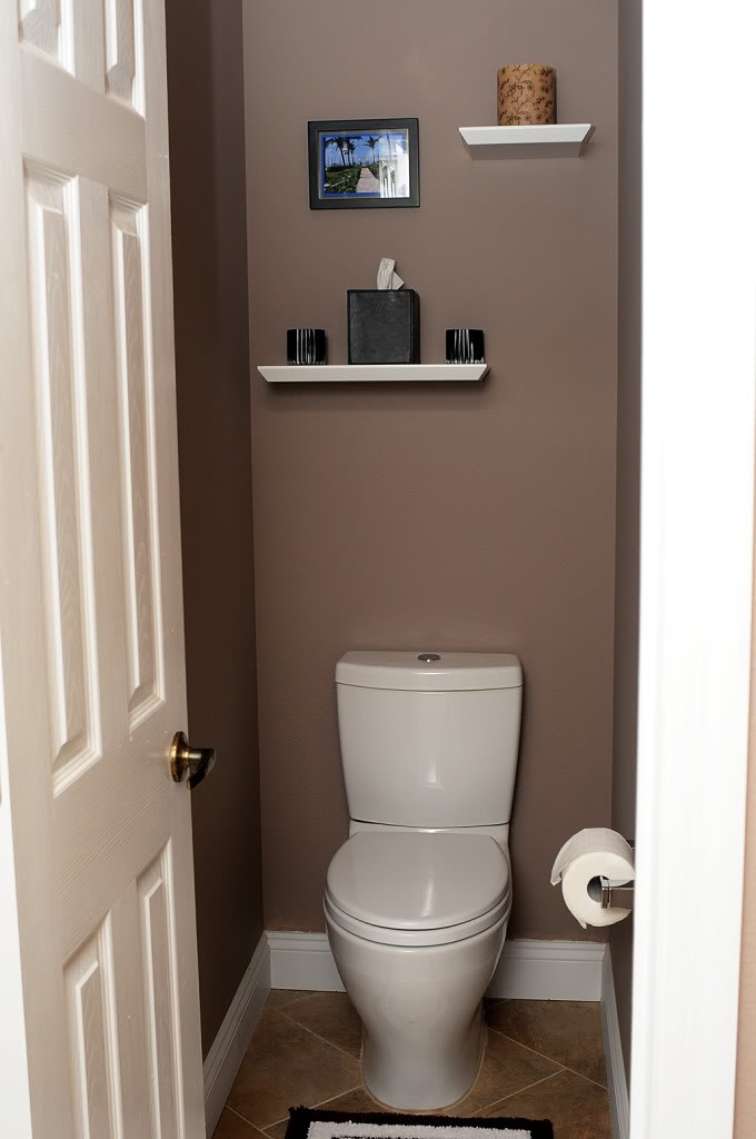 17 best images about d co wc on pinterest toilets corner shelves and pallets - Deco toilet wc ...