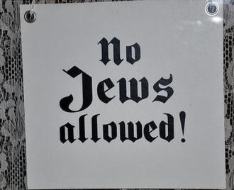 Video: Ban Judaism! - https://www.youtube.com/watch?v=0oEKgzxDQKc
