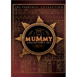 The Mummy Collector's Set (The Mummy/ The Mummy Returns/ The Scorpion King) - DVD
