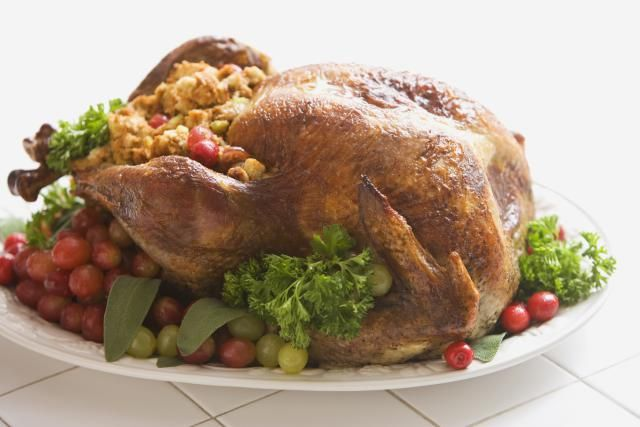 This turkey and apple stuffing recipe makes a flavorful dressing with loads of flavor and texture. Bake it in the turkey or in a separate baking pan.
