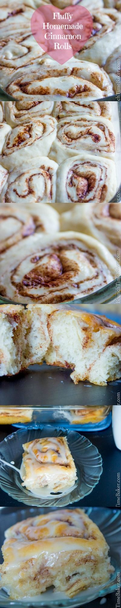 Your going to love this Super fluffy and moist cinnamon roll recipe!