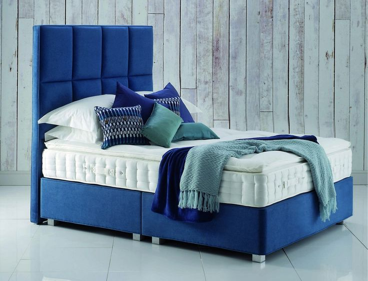 Hypnos Pillow Top Sapphire Super King Size Divan Bed for £1,846.00