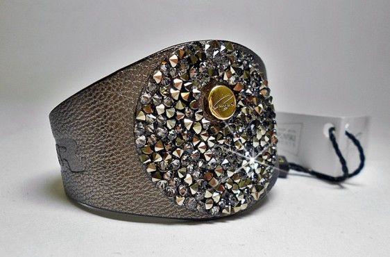 """Swarovski kövekkel kirakott, egyedi karkötő """"RR kollekció by Cango&Rinaldi"""""""