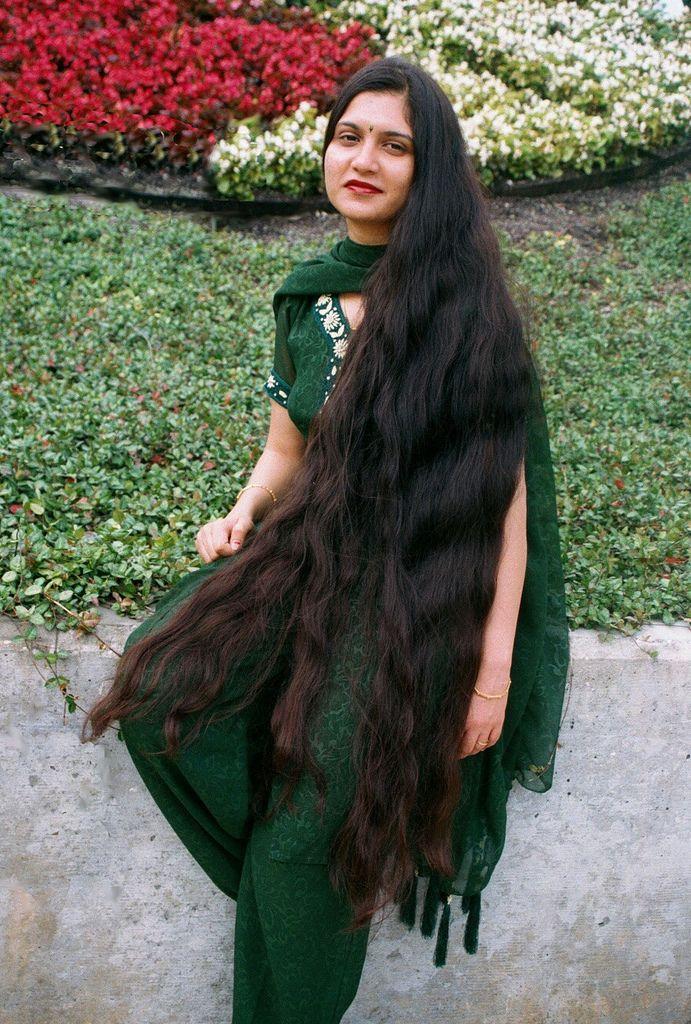 long hindu hair longhairgirls