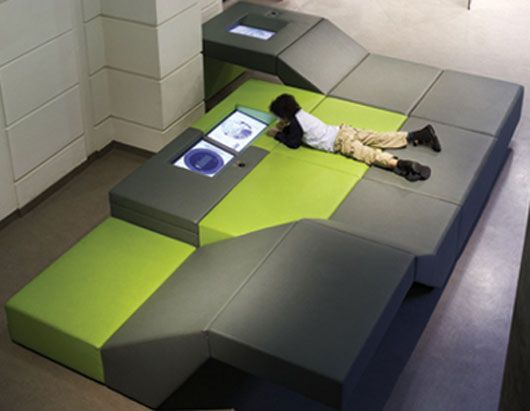 Multimedia Classroom Design ~ Best ideas about futuristic furniture on pinterest
