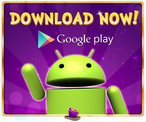 ANDROID GAME OUT NOW ✨ The Kash Karnival is now available for ANDROID!! Play your favorite games on the go or on your tablet. Download now! ➜ http://bit.ly/KashKarnivalAndroid