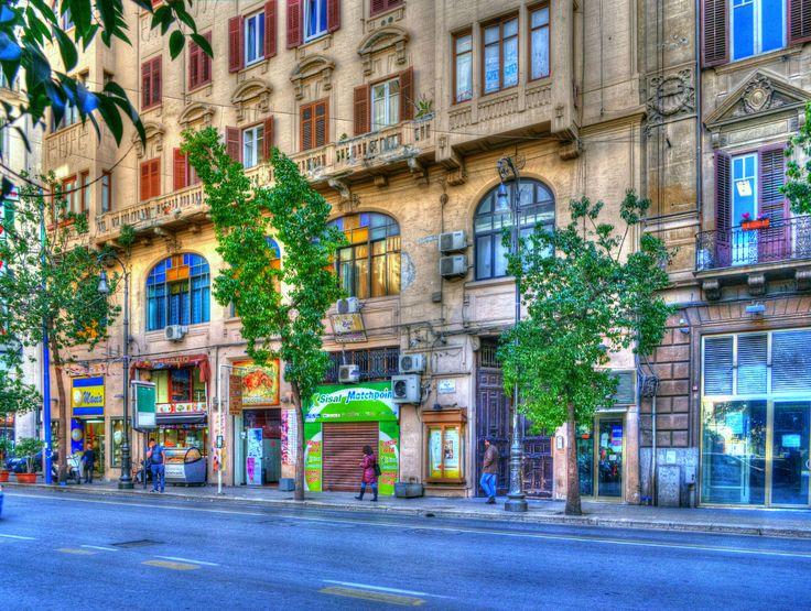 Hostel Agata - Via Roma, 188, Palermo. Facciata