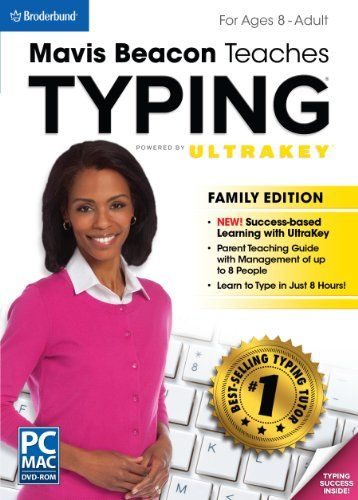 This was added to our 6th grade homeschool curriculum. (affiliate)  http://amzn.to/2elxdS0 Mavis Beacon Teaches Typing Powered by UltraKey - Family Edition http://www.homeschoolingtwinkies.com/2016/07/07/6th-grade-curriculum/