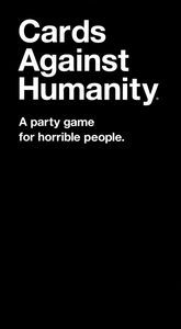 4-30 Players / 30 min. –– Cards Against Humanity on BoardGameGeek -- with 1st and 2nd expansion