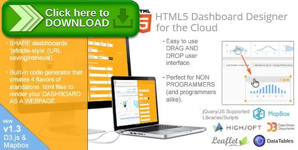 [ThemeForest]Free nulled download HTML5 Dashboard Designer for the Cloud (Mapbox, D3.js, Highcharts, Leaflet.js, DataTables.js) from http://zippyfile.download/f.php?id=45518 Tags: ecommerce, d3.js, d3.js dashboard, datatables, highsoft, html5 dashboard, html5 dashboard designer, leaflet.js, mapbox