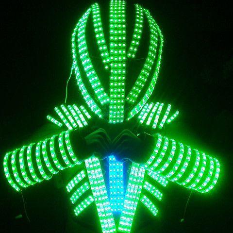 30 best EL WIRE/LED COSTUMES images on Pinterest | Burning man ...