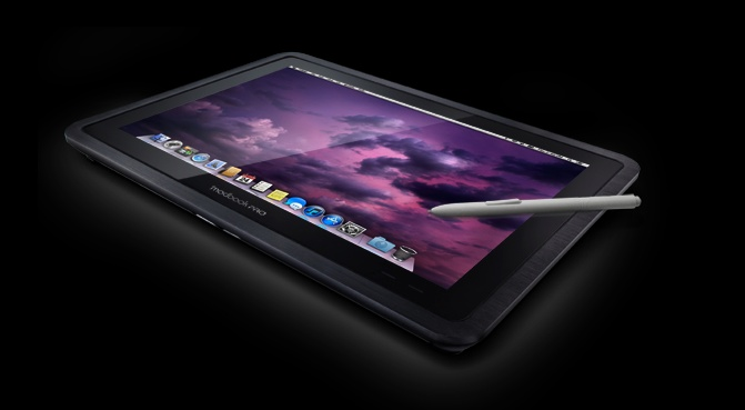 Modbook Pro 13.3″ Mac-based Tablet official; launching in November