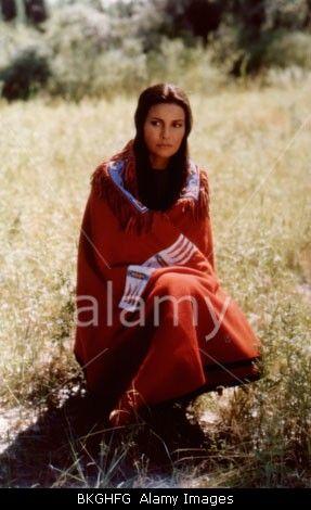 Raquel Welch promo shot from The Legend Of Walks Far Woman