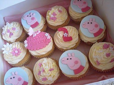 Katies Cupcakes: Premium Peppa Pig Giftbox