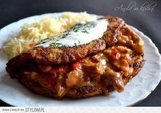 PLACEK PO WEGIERSKU   Gulasz: 1 kg mięsa wołowego lub w…