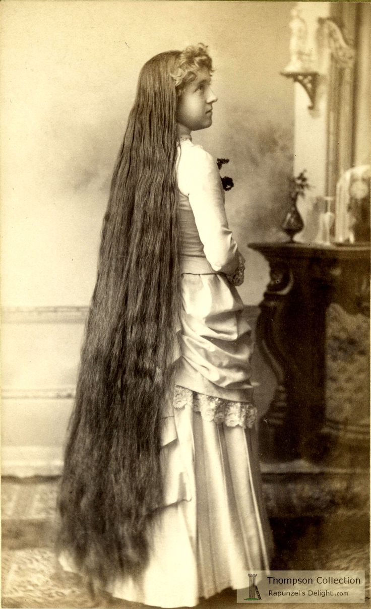 162 best images about victorian women let there hair down