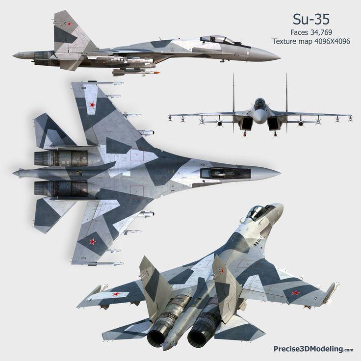 Sukhoi Su-35 | World Fighter Jet: Sukhoi Su-35