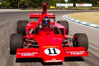 Kenny Smith's ex-Danny Ongais Lola ready for battle after massive rebuild - Speedcafe.co.nz