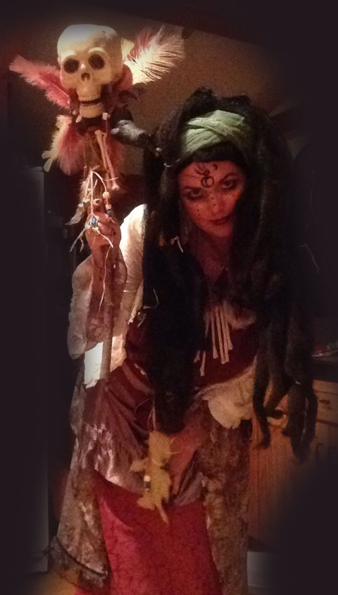 57 best voodoo costuming images on Pinterest