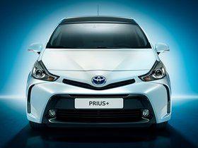 Fotos de Toyota Prius Plus