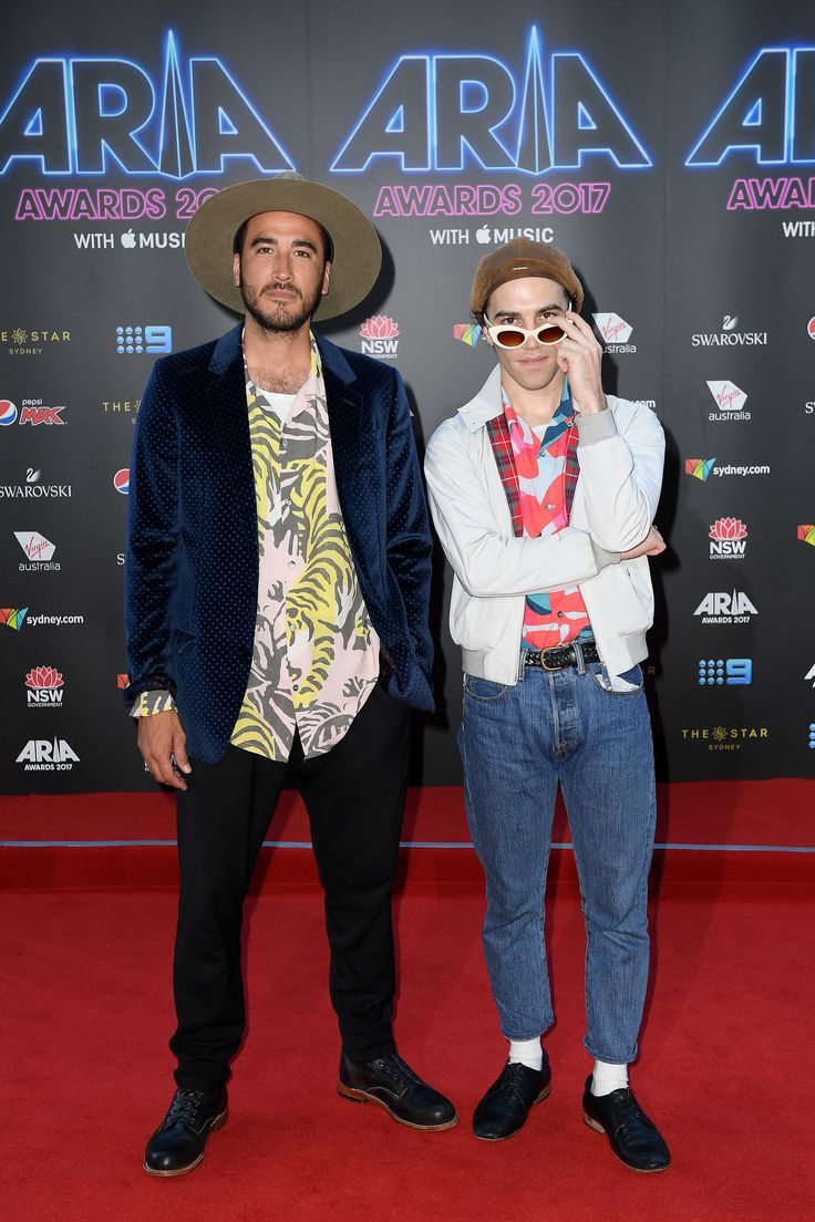 The Aussie music industry's night of nights.