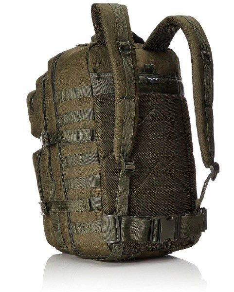 mochila senderismo hombre militar