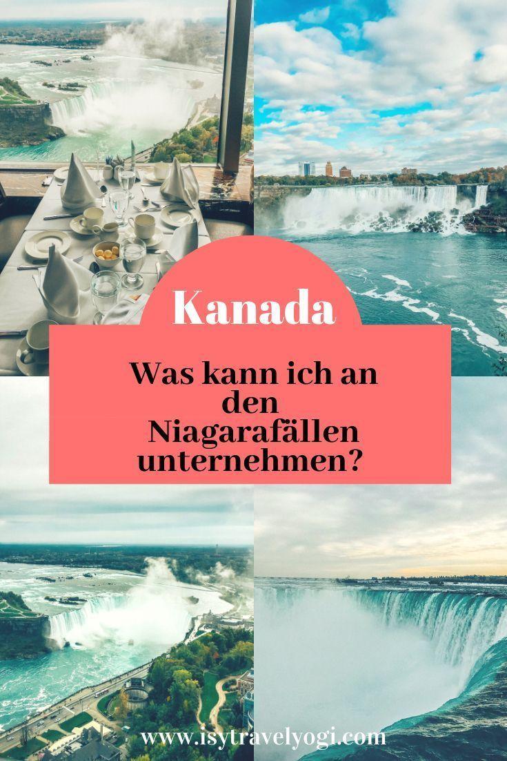 Kanada Ein Tag An Den Niagarafallen Helikopterflug Bootsfahrt Jour In 2020 Kanada Reisen Kanada Urlaub Kanada Rundreise