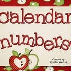 Enjoy these calendar numbers with an apple theme.  They are part of my larger apple classroom decorations packet which can be found here. Remembe...