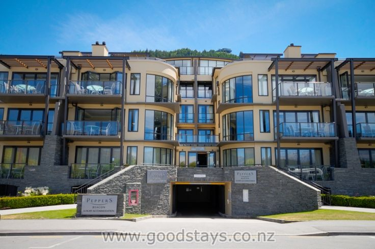 Esplanade Penthouse 502 | http://www.goodstays.co.nz/Unit/Details/82162