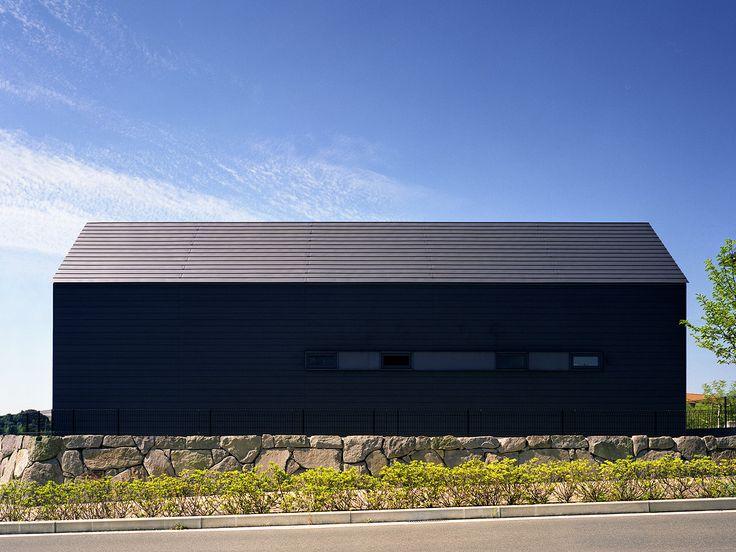 直方の家   松山建築設計室   医院・クリニック・病院の設計、産科婦人科の設計、住宅の設計