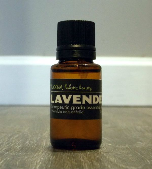 Bloom holistic beauty LAVENDER essential oil - The most popular essential oil of them all.  When in doubt, use lavender!